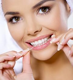 Зубая нить: так ли она необходима