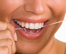 Уход за несъёмными зубными протезами